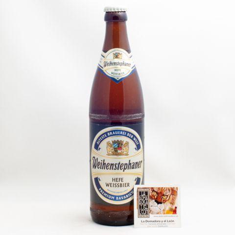 Weihenstephan Hefe Weissbier 5,4% 50cl