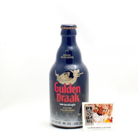 Gulden Draak 9000 quadruple 10,5% 33cl