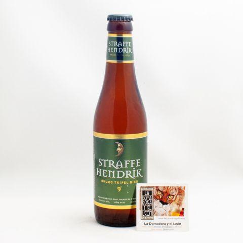 Straffe Hendrik Tripel 9% 33cl