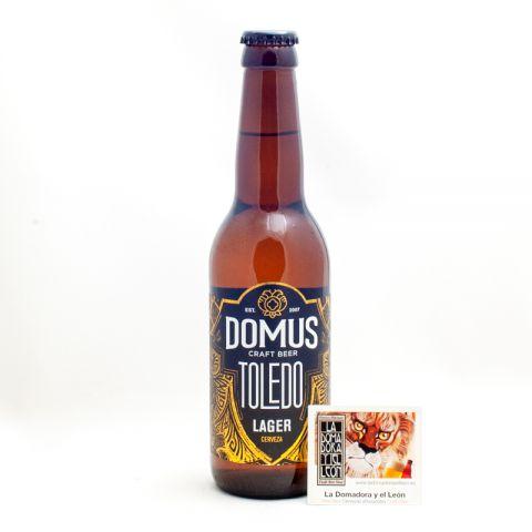 Domus Toledo 4,8% 33cl