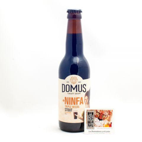 Domus & Boris Brew Ninfa 8% 33cl