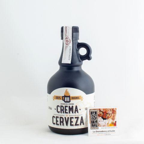 Domus Crema de cerveza 15% 50cl