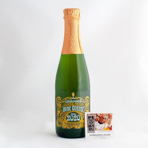 Lindemans Oude Gueuze Cuvée René 2020 6% 37,5cl