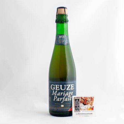 Boon Gueuze Mariage Parfait 2013 8% 37,5cl