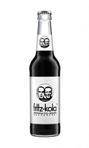 Fritz-Kola COLA Sin Azucar 33cl