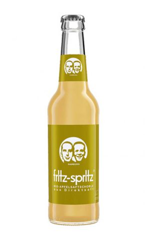Fritz-Kola BIO APPLE MANZANA 33cl