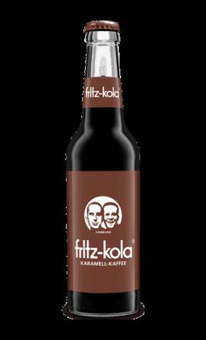 Fritz-Kola CAFÉ 33cl