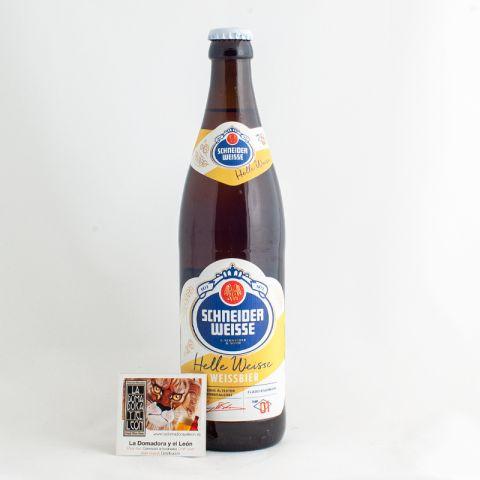 Schneider Weisse TAP 1 Helle Weisse 5,2% 50cl