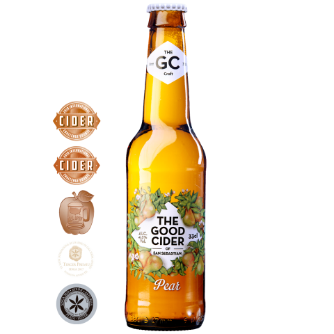 The Good Cider Pera/Pear 4,5% 33cl