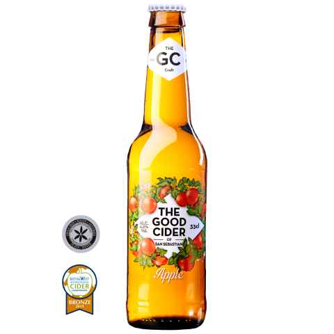 The Good Cider Manzana/Sweet Apple 4,5% 33cl
