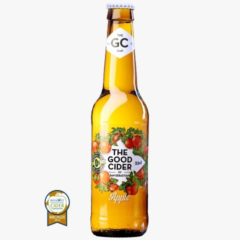 The Good Cider Manzana Sin Alcohol 0% 33cl