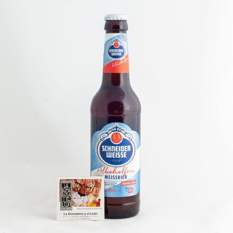 Schneider Weisse TAP 3 Sin Alcohol 0,5% 33cl