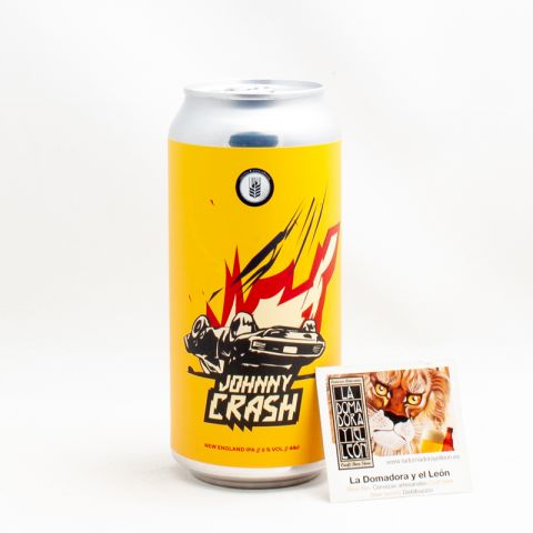 Espiga Johnny Crash 6% 44cl