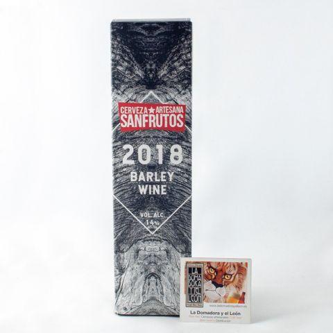 San Frutos Barley Wine 2018 14% 33cl