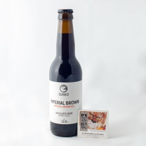 Guineu Imperial Brown 12% 33cl