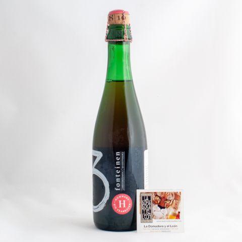 3 Fonteinen Hommage Bio Framboise 6,3% 37,5cl