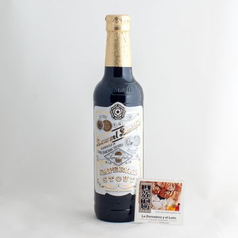 Samuel Smith Imperial Stout 7% 35,5cl