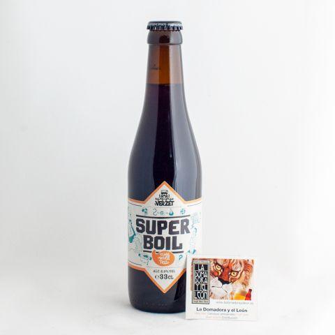 Verzet Oud Bruin Super Boil 6% 33cl