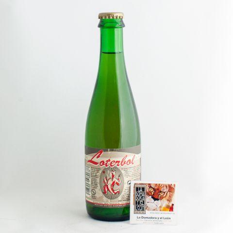 Loterbol Blond levadura Orval 6,8% 37,5cl