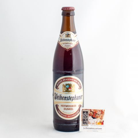 Weihenstephan Dunkel Hefe 5,3% 50cl