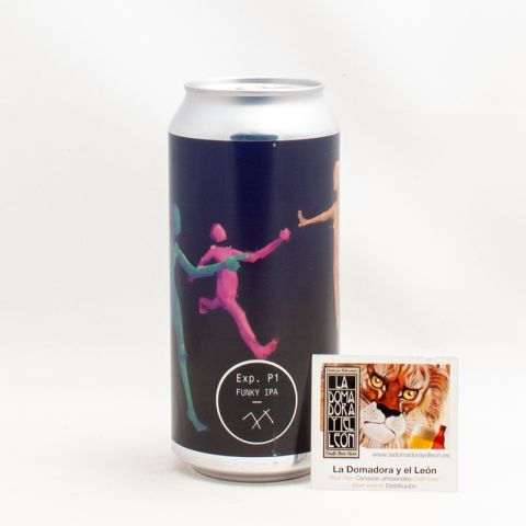 Animus Experimental Funky IPA 7% 44cl