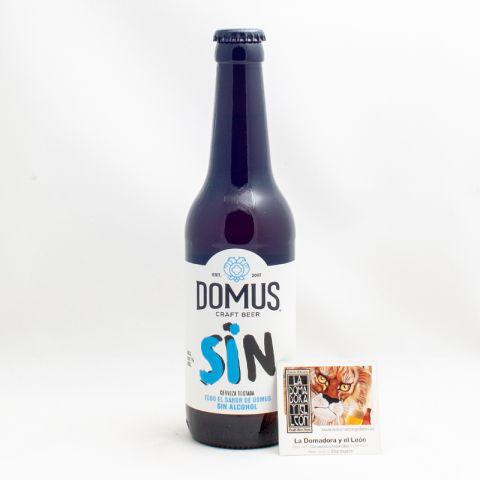 Domus Sin Alcohol 1% 33cl