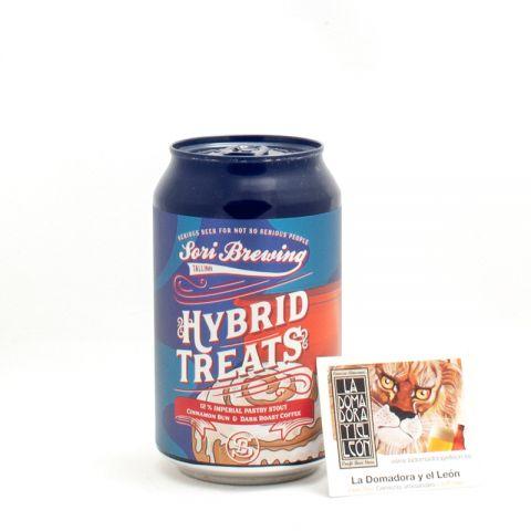 Sori Hybrid Treats Vol.1: Cinnamon Bun Cof 12% 33c
